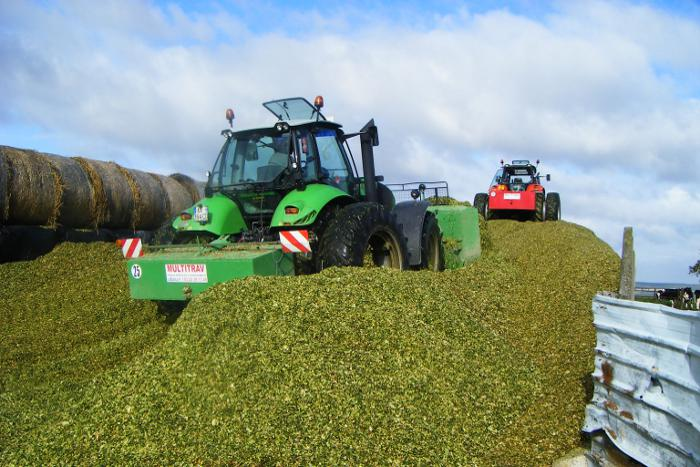 ensilage mais multitrav